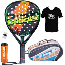 Pack Babolat Viper Carbon +...