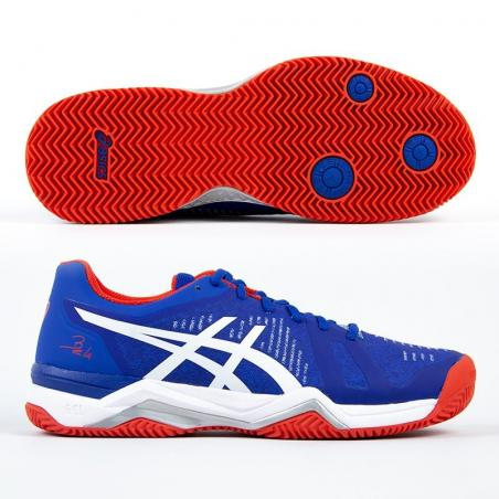 Asics Gel Bela 6 SG Blue White E802N-408