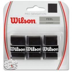 Wilson Overgrips Feel Black