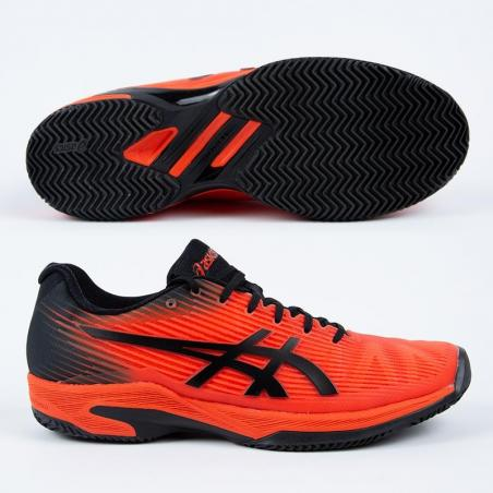 Asics Solution Speed Clay Cherry Tomato 1041A004-808