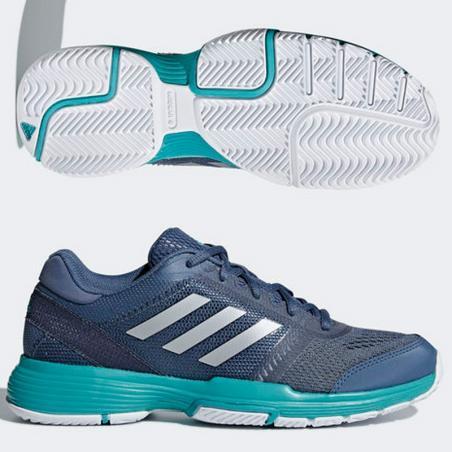 Adidas Barricade Club Woman Tech Ink