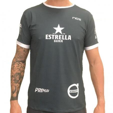 Nox T-shirt Sponsor Miguel Lamperti Meta 10TH Blue 2020
