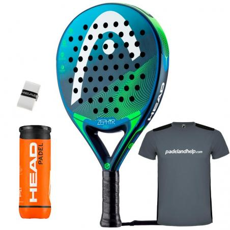 Head Graphene Touch Zephyr Pro 2018
