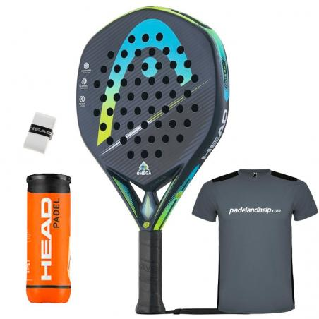 Head Graphene Touch Omega Pro 2018
