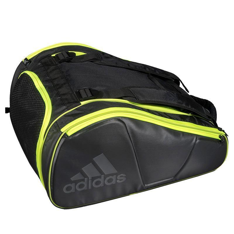 gene Implacable esqueleto  Paletero Adidas Pro Tour 2.0 Black Yellow 2020 - Padel And Help