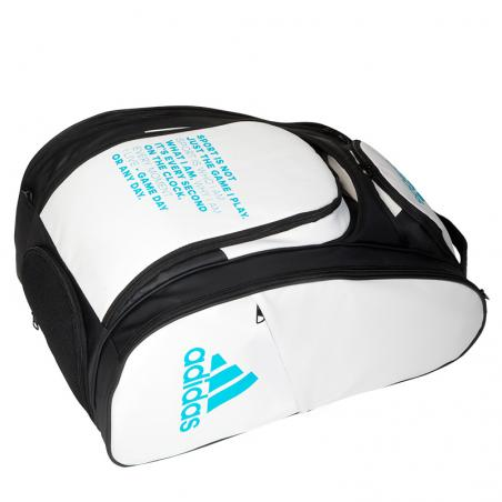 comprar mejor cómo llegar apariencia elegante Paletero Adidas Multigame 2.0 White Blue 2020 - Padel And Help