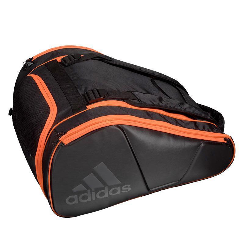 Venta anticipada eficaz Alinear  Paletero Adidas Pro Tour 2.0 Black Orange 2020 - Padel And Help