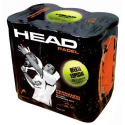Head Padel Pack 6 x 3