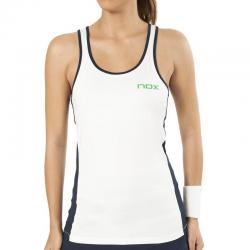 Nox Woman T-shirt Pro White...