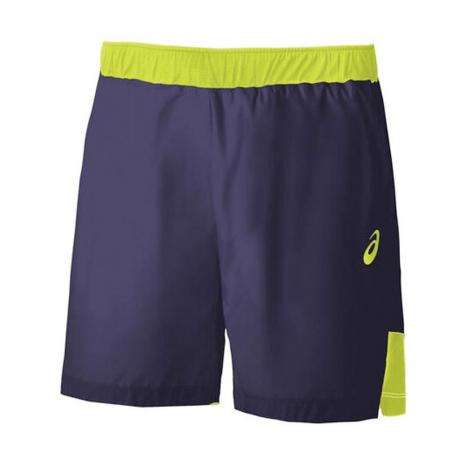 Asics Club M 7IN Short Peaconat Safety Yellow 2020