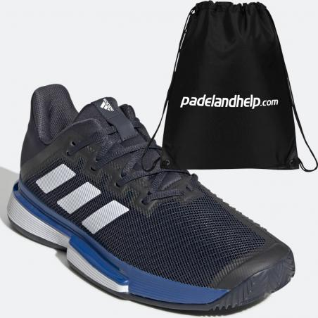 Adidas Sole Match Bounce M Clay Tinley 2020