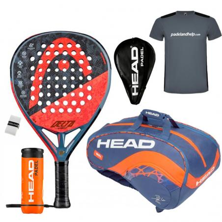 Pack Head Graphene 360+ Delta Hybrid + Bela Monstercombi 2020