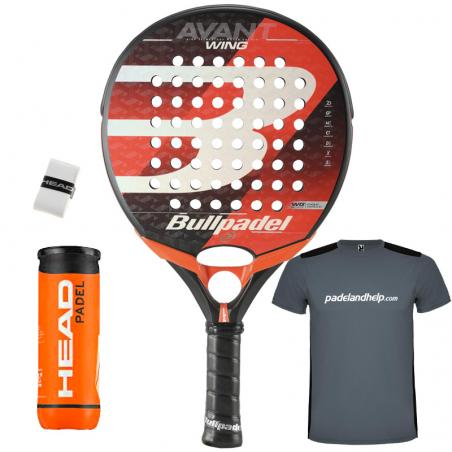 Bullpadel Wing Avant 2020
