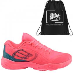 Bullpadel Flow Pink 2020
