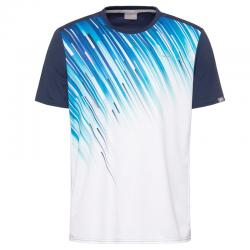 Head Slider T-Shirt Blue 2020