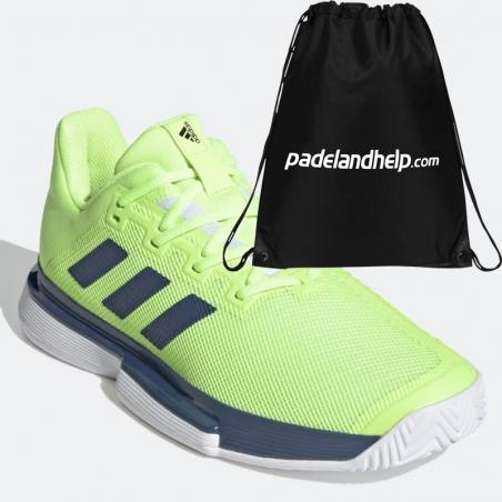 Adidas SoleMatch Bounce Green 2020