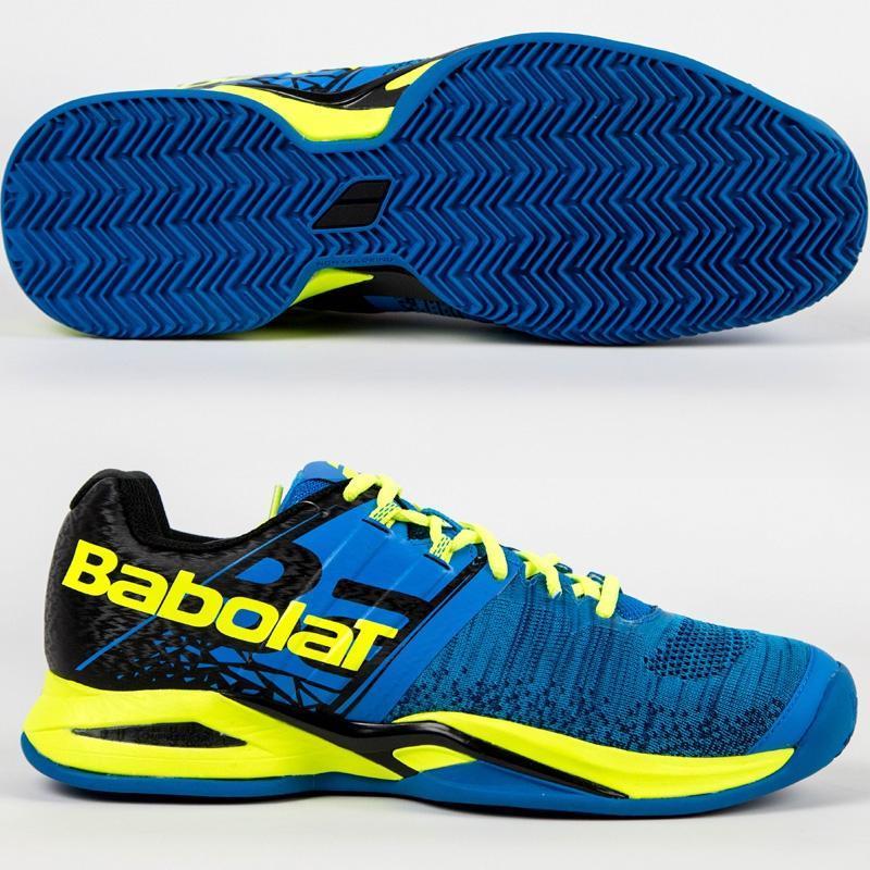 Babolat Propulse Blast Padel Bleu Black