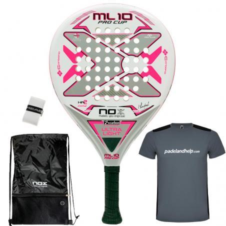 Nox ML10 Pro Cup Ultra Light Silver 2019