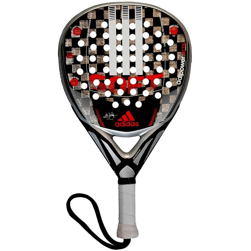 Fuerza inferencia Increíble  Adidas Adipower Attack Soft 1.8 2018 - Padel And Help