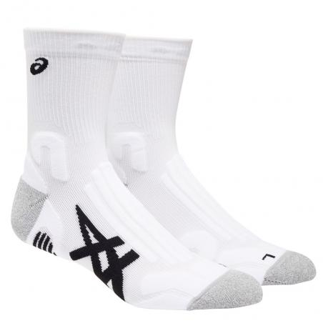Buy Asics Long White socks