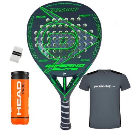 Dunlop Inferno Elite Green 2018