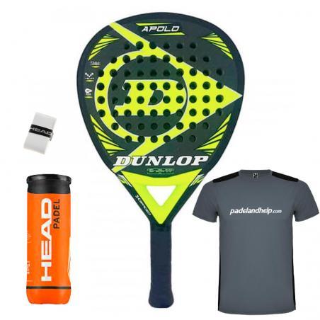 Dunlop Apolo Lime Fluor 2018