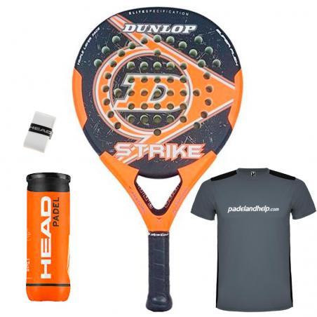 Dunlop Strike Orange 2019