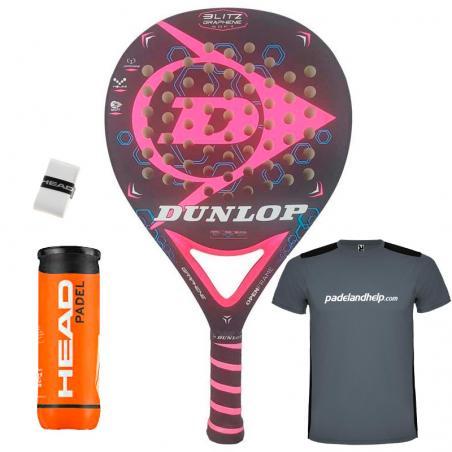 Dunlop Blitz Graphene Soft 2018