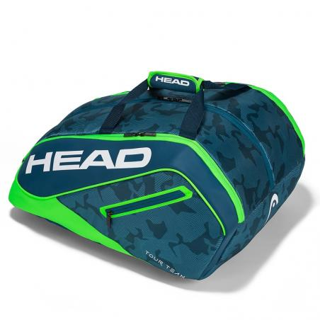 Head Tour Team Monstercombi Navy Green 2018