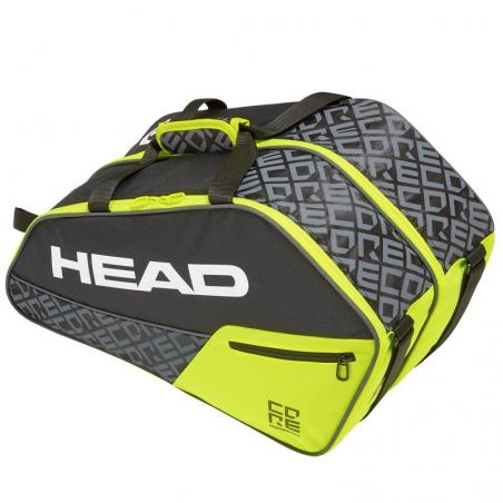 Head Core Padel Combi Black Yellow 2019
