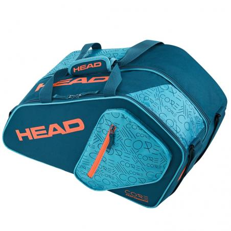 Head Core Padel Combi Blue 2017