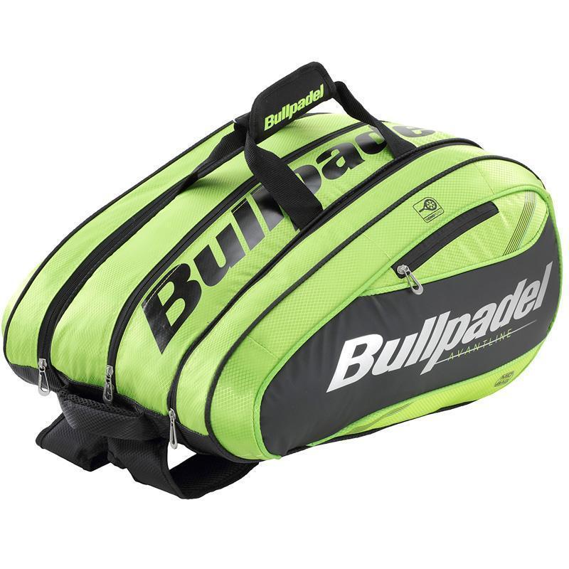 f57c635a Bullpadel BPP-19002 Green Black 2019 - Padel And Help