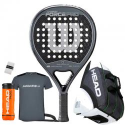 Pack Wilson Carbon Force...
