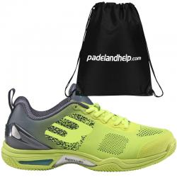 Bullpadel Bewer Green Fluor...