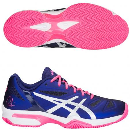 Asics Gel Lima Padel Azules E759Y-400 - Padel And Help