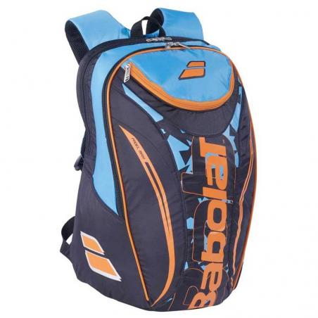 Babolat Backpack Club Padel Black Blue 2019