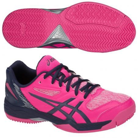 Asics Gel Padel Exclusive 5 SG Rosas 1042A004-700