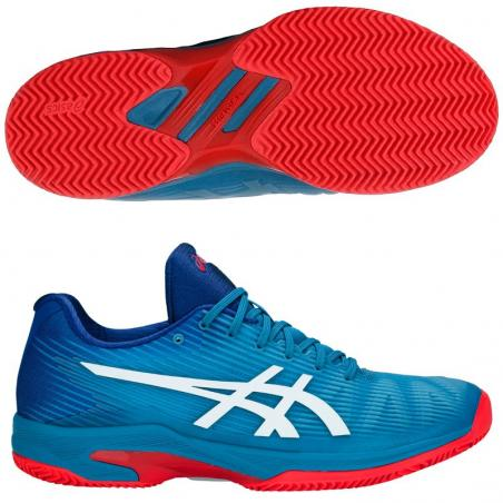 Asics Gel Solution Speed FF Clay Azules 1041A004-400