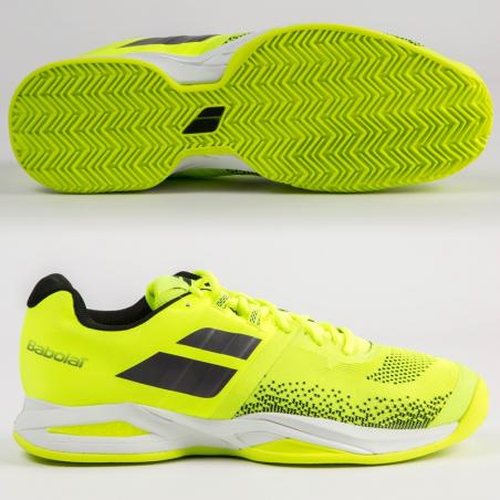 Babolat Propulse Blast Clay Men Fluor Yellow 2018