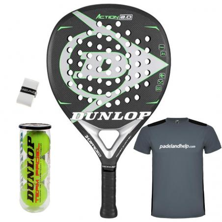 Dunlop Action Silver G1 2019