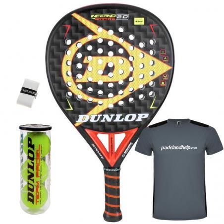 Dunlop Inferno Graphite 2.0 HL 2019
