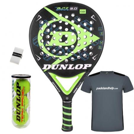 Dunlop Blitz Graphite 2.0 HL 2019