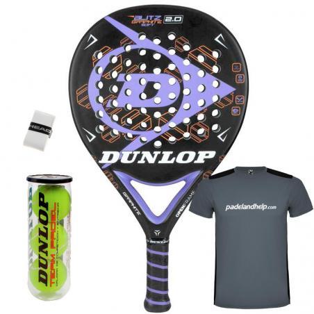 Dunlop Blitz Graphite Soft 2.0 HL 2019
