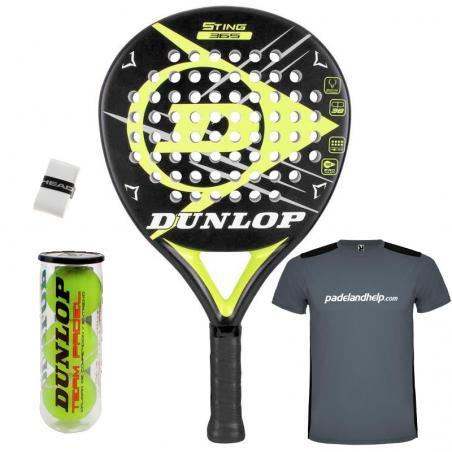 Dunlop Sting 365 Lime G0 HL 2019