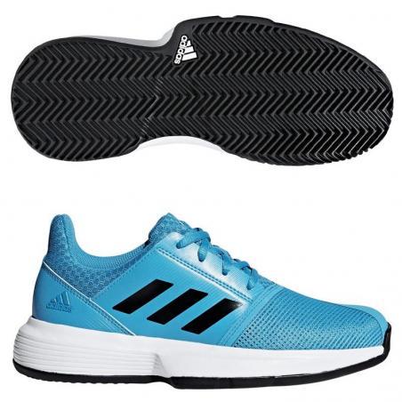 Adidas Court Jam XJ Shock Cyan 2019