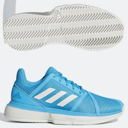 Adidas Court Jam Bounce Woman Shock Cyan 2019