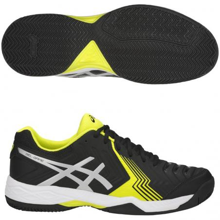 Asics Gel Game 6 Black E706Y-9093