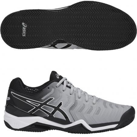 Asics Gel Resolution 7 Grises E702Y-9690