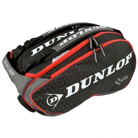 Dunlop Elite Black Red 2019