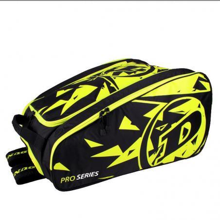 Dunlop Pro Team Black Yellow 2019